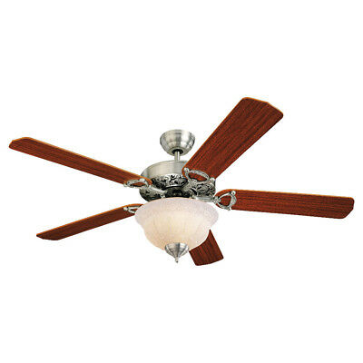 Monte Carlo Fan Company 5OR52EPD-L Ornate Elite Indoor Ceiling Fan