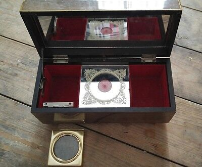 "Vintage Japan  Jewellery Music Box ""for Elise"" Song"