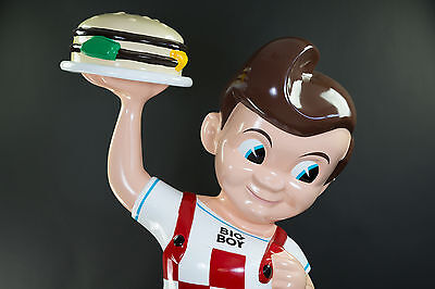 4' bobs big boy statue excellent quality