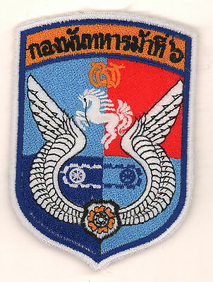 Thailand Foreign  Patch insignia 5