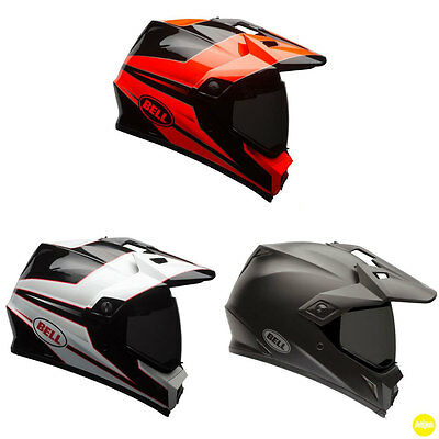 Bell MX-9 Adventure MIPS Moto Motorcycle Adventure Helmets All Colours & Sizes