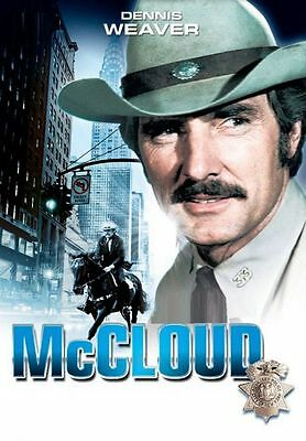 McCLOUD SEASONS 3-7 PLUS 1989 MOVIE COMPLETE YOUR COLLECTION GREAT QUALITY