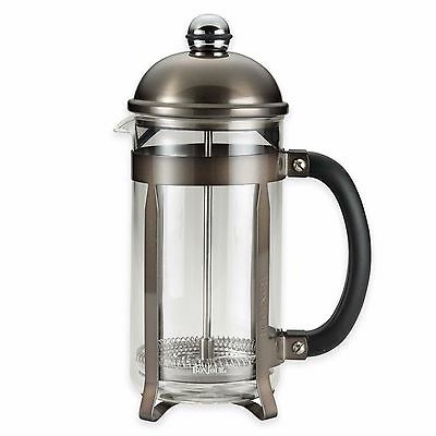 BonJour 59935 8-Cup Maximus French Press in Graphite - Coffee Maker
