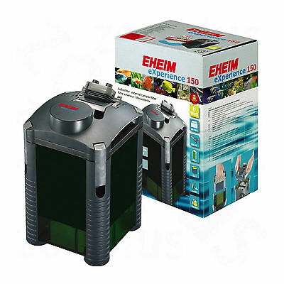 Reliable Aquarium External Filter Experience Square Base Shape Eheim 150 250 350