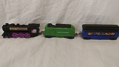 Lionel Eerie Express Wndys kids meal toys trains lot
