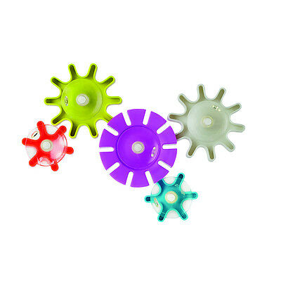 Boon Cogs Water Gears - COGS Building Bath Toy Set | Perfect Toddler Bath Toys