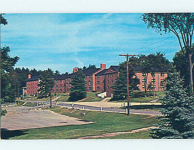Women's Halls At University Of New Hampshire Durham New Hampshire NH L6964