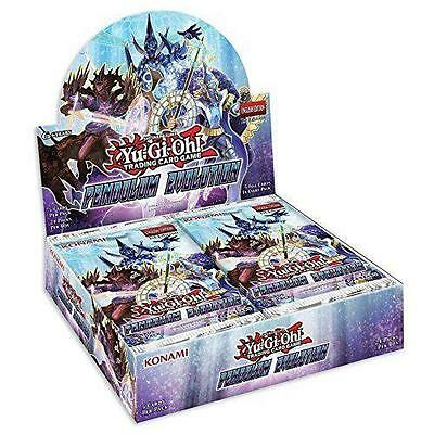 Yu-Gi-Oh Trading Card Game Pendulum Evolution Booster Box