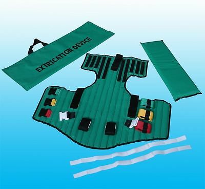 Emergency Medical Equipment Immobilizing Extrication Device With Carry Case