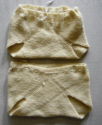 Vintage Childrens Clothing Diaper Covers 1947-1949