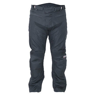 RST Blade Sport II Black Moto Motorcycle Textile Jeans / Trouser All Sizes