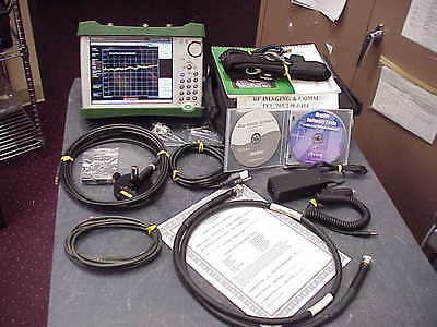 Anritsu Ms2712E Spectrum Analyzer With Options 25-31-431-Tested And Calibrated
