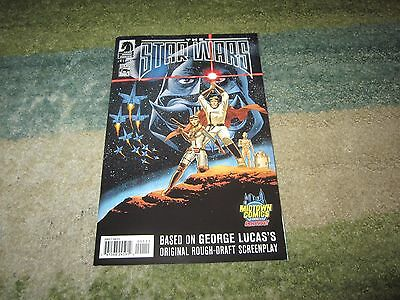 The Star Wars #1 Awesome Midtown Comics Variant !!!!!!!!!!!!!