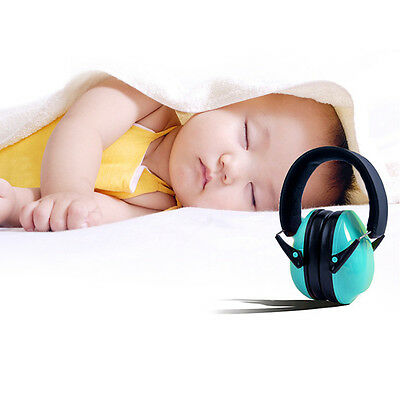 Baby Earmuffs Children Kids Hearing Protection Toddler Ear Muffs Noise Reducing