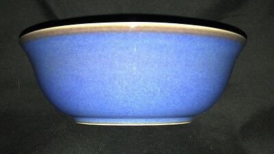 Denby Imperial Blue Soup/Cereal Bowl ~new~