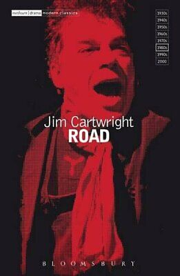 Road (Methuen Modern Plays) (Modern Classics) by Cartwright, Jim Paperback Book