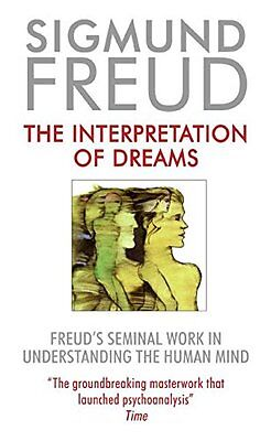 The Interpretation of Dreams, Freud, Sigmund Book The Cheap Fast Free Post