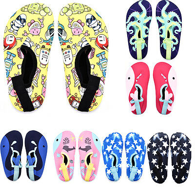 Baby Kid Eva Swim Water Quick-drying Beach Shoes Breathable Light Non-slip Shoes