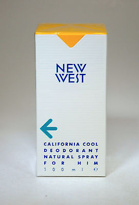 Aramis New West California Cool Deodorant Natural Spray For Him 100 Ml