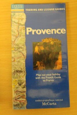 Provence (Touring & leisure guides), Institute Geographic Nationale Paperback