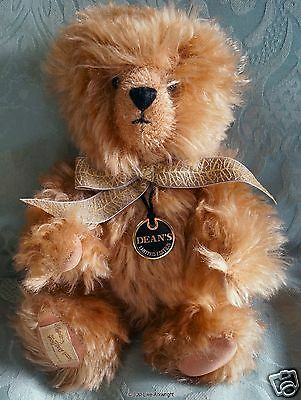 Deans Rag Book V. Limited Edition Bear - Lenny - With Tags - Free Shipping