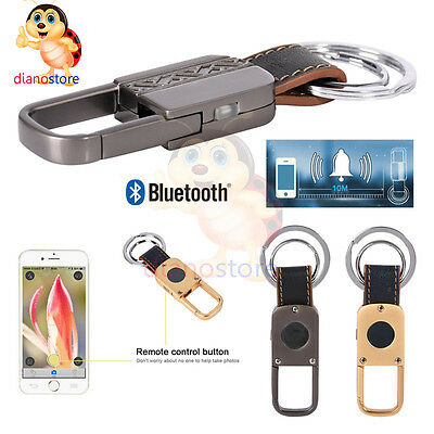 GPS Localizzatore Bluetooth portachiavi Anti lost Selfie iTag per iPhone Android