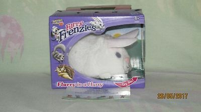 FurReal Friends Furry Frenzies Flurry Hurry schlaues Kaninchen Hasbro 21047 NEU