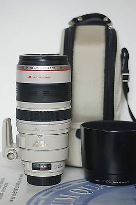 Canon 100-400mm IS lens for Canon EF cameras