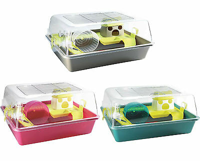 Pet Ting Hamster Cage Gerbil Mice - Luxury Modern Hamster Cage - High quality