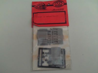 Parkside Dundas Oo9 Narrow Gauge  Dm4P 4-Wheel Coach Kit New In Pack