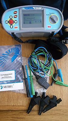 Metrel Smartec Plus ISO/C MI3111 Insulation and Continuity Tester