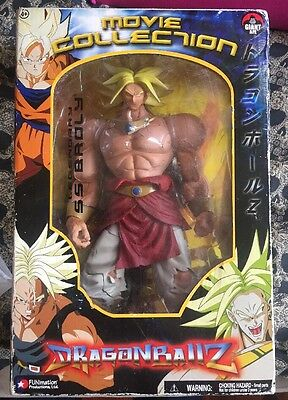 Dragon Ball Z Legendary Super Saiyan Broly Giant Ape Figure New Dbz Anime