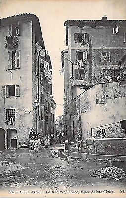 VIEUX NICE - Rue Providence - Place Ste Claire