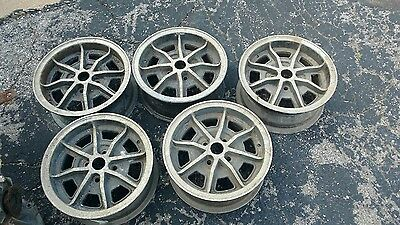 1972 Lotus Europa Twin Cam Alloy Wheels Price EACH or buy the set of 5.