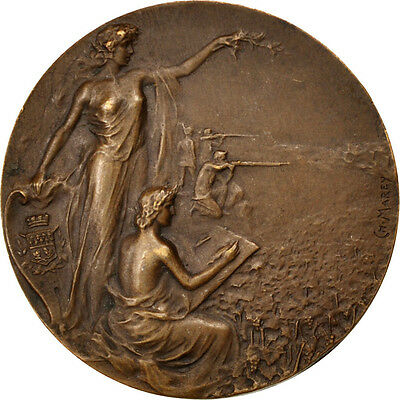 [#64201] FRANCE, Sports & leisure, French Third Republic, Medal, 1908