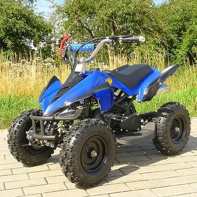 Miniquad Kinder Atv Racer 49cc Pocketquad 2-takt Quad Pocket Bike Kinderquad