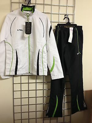 Christian Moreau Tracksuit  Ladies X  Small - Size 8  -  Clearance 60% off RRP