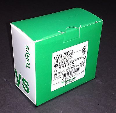 GV2ME04 Schneider Electric Starter - NEW