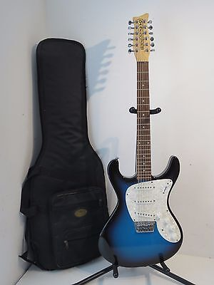 2001 Danelectro Dano-Blaster Innuendo 12 String Guitar with Built in Effects