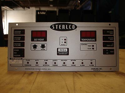 *REFURBISHED* Sterlco M2A PID Autotuning Controller *REFURBISHED*
