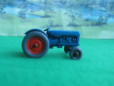 Matchbox Lesney 72a - Fordson Major Tractor - Excellent Condition