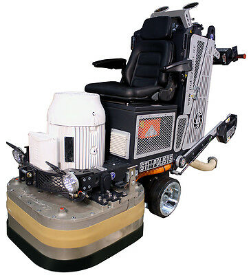 Prep/Master 3030-Remote Control Ride-on Model - 30-inch Grinder Polisher Machine