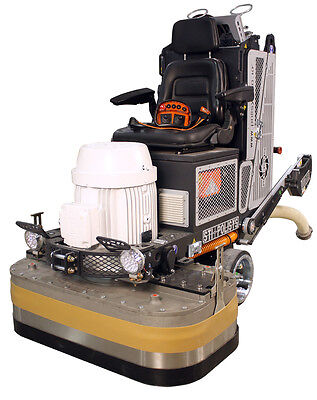 Prep/Master 4430-Remote Control Ride-on Model - 44-inch Grinder Polisher Machine