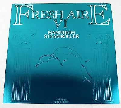 Mannheim Steamroller 1986 Fresh Aire VI 12x12 Promo Artwork Poster Classical