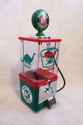 Candy Machine Gumball Machine Sinclair Gas
