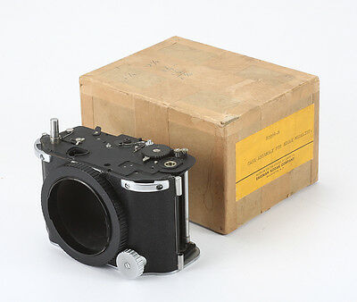 KODAK MEDALIST CAST ASSEMBLY, WARTIME BLACK HELICAL NOS/cks/195376