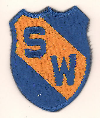 South Western ROTC  Patch