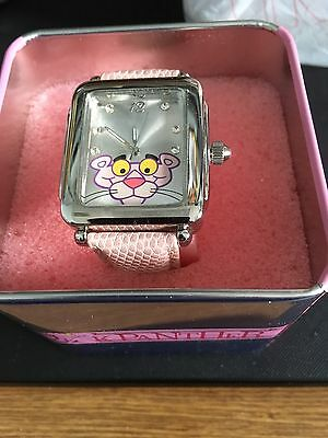New Pink Panther Watch
