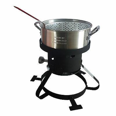NEWJet Pro Cooker with Outdoor Fryer
