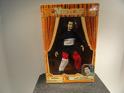 NSYNC Marionette Joey Fatone Action Figure Doll